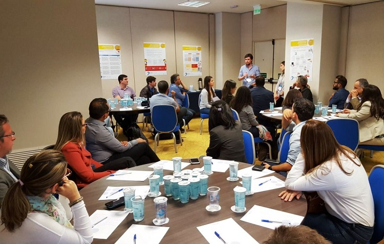 ReDes apresenta nova metodologia de atuação em Encontro da Atuação Social