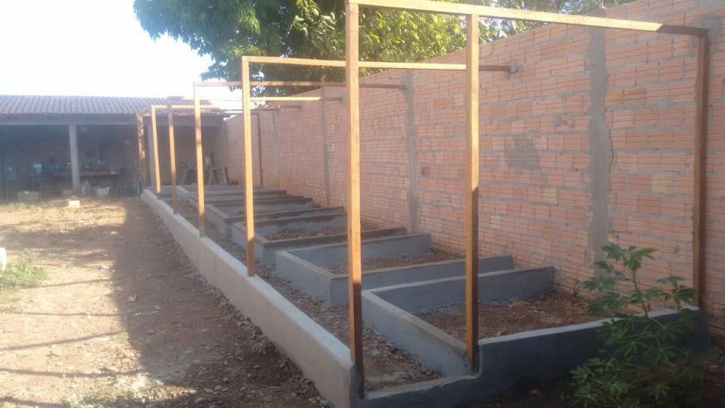 Xambiart vai produzir mudas nativas com viveiro dentro da sede