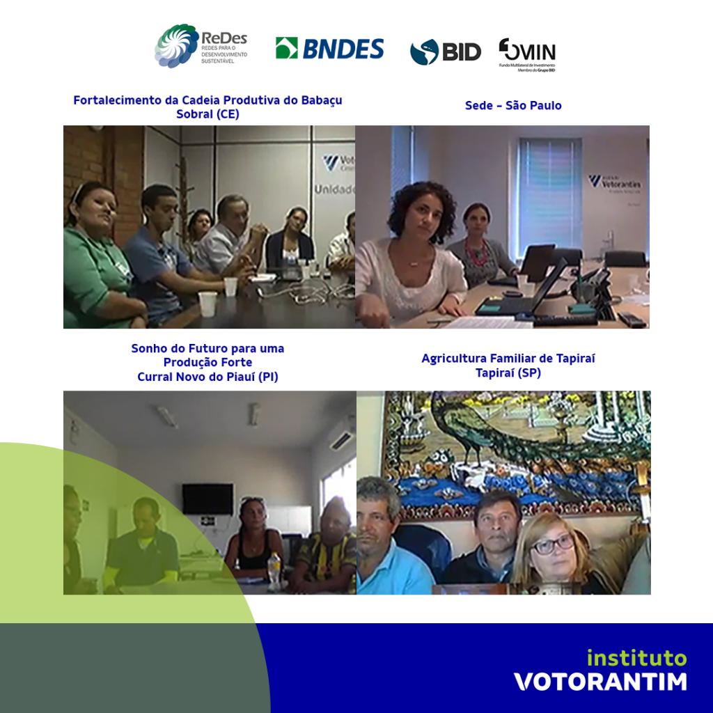 Grupo de Afinidades reúne novos negócios inclusivos apoiados pelo ReDes